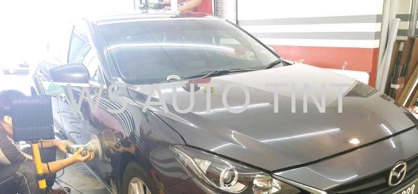 Car Polish & Wax  Polishing Selangor, Malaysia, Kuala Lumpur (KL), Puchong, Sepang Service, Shop | WS AUTO TINT & SPA ACCESSORIES