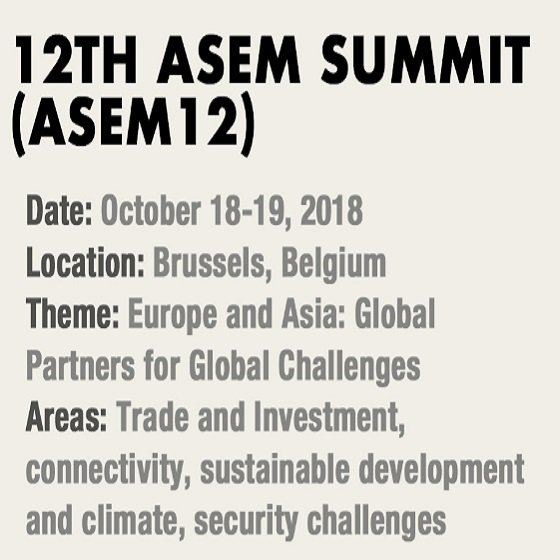 ASEM summit: China's initiatives for Asia-Europe cooperation China News Malaysia News | SilkRoad Media