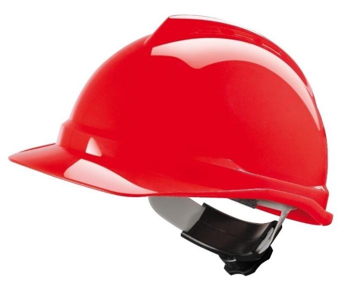 MSA V-Gard® 500 Non-Vented Protective Cap Head Protection