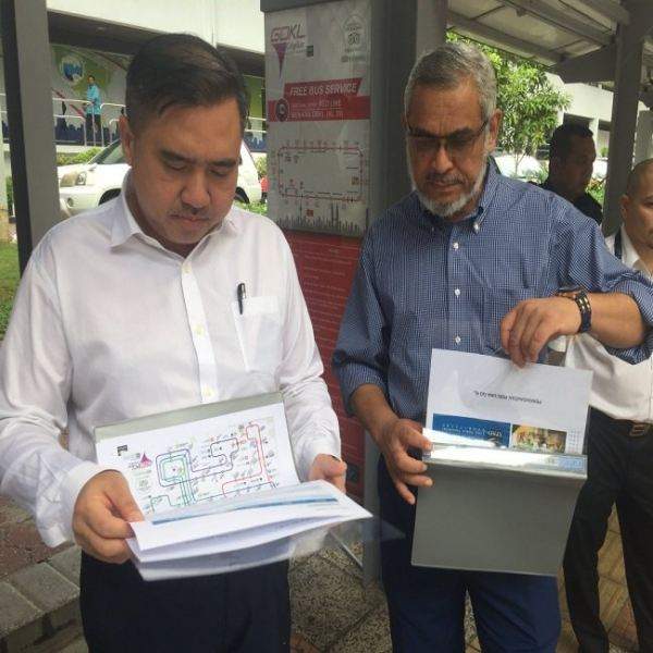 Transport Minister: DBKL may take over Go KL free bus service TravelNews Malaysia Travel News | TravelNews