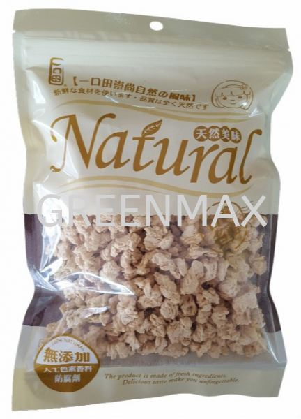 TVP (150G) / 美国豆渣 (150克) Dried Products 干粮 Malaysia, Selangor, Kuala Lumpur (KL), Klang Distributor, Distribute, Supplier | Greenmax Foods Sdn Bhd