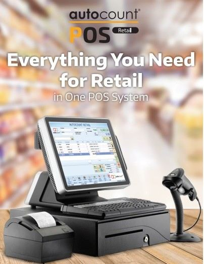 AutoCount Pos System  AutoCount Pos 5.0 Window POS POS Software Johor Bahru (JB), Malaysia, Kulai, Ulu Tiram Supplier, Suppliers, Supply, Supplies | X Net Sdn Bhd