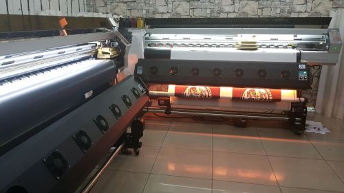 Dye Sublimation Printing services