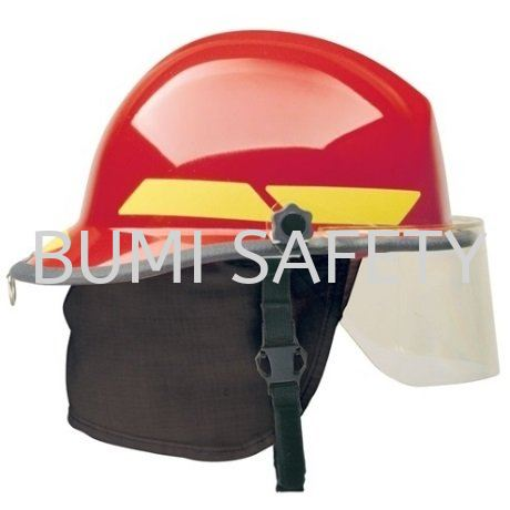 Fire Fighting Helmet  Fire Fighter Selangor, Kuala Lumpur (KL), Puchong, Malaysia Supplier, Suppliers, Supply, Supplies | Bumi Nilam Safety Sdn Bhd