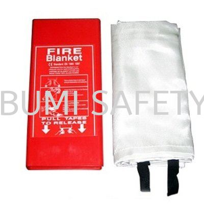 Fire Blanket Fire Fighter Selangor, Kuala Lumpur (KL), Puchong, Malaysia Supplier, Suppliers, Supply, Supplies | Bumi Nilam Safety Sdn Bhd