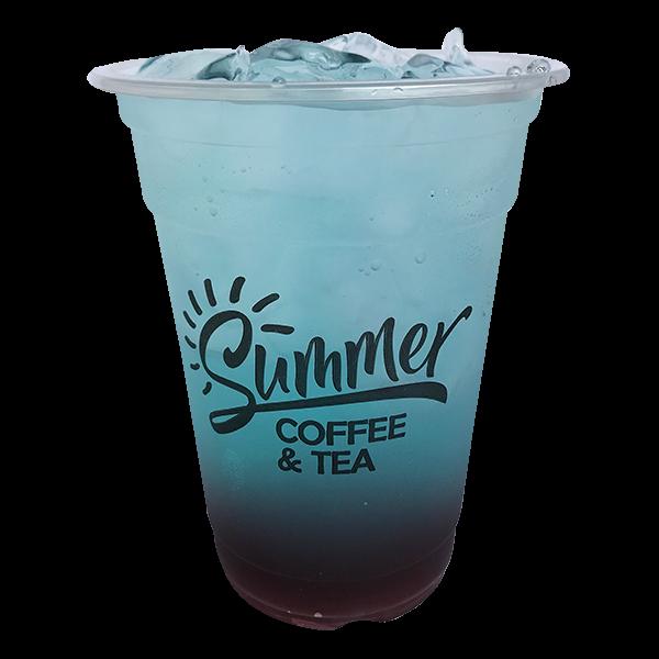 Blueberry SPARKLING Melaka, Malaysia Shop, Franchise | Summer Tea