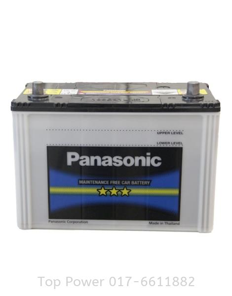 MF STANDARD FS-105D31L Panasonic Car Battery Selangor, Malaysia, Kuala Lumpur (KL), Shah Alam Supplier, Suppliers, Supply, Supplies | TOP POWER BATTERY SHOP