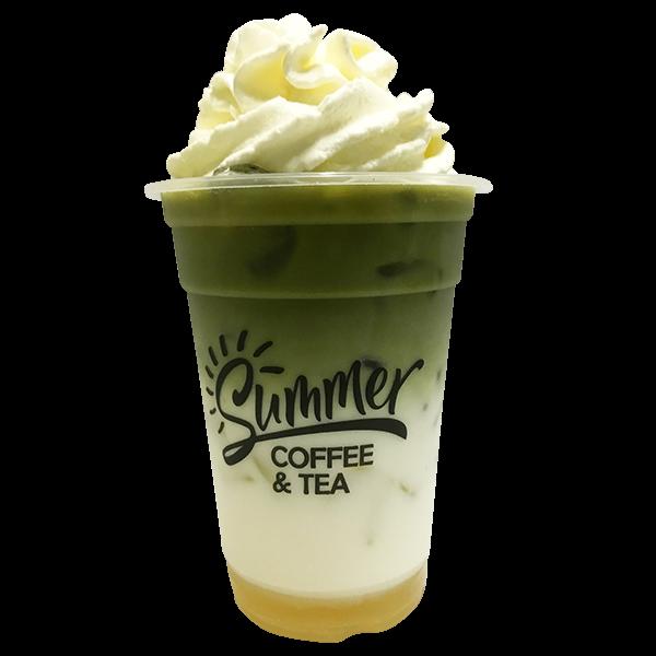 MATCHA HAZELNUT MILK CAP MILK CAP Melaka, Malaysia Shop, Franchise | Summer Tea