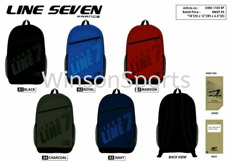 Back Pack BackPack Bags Johor, Malaysia, Segamat Supplier, Suppliers, Supply, Supplies | New Winson Enterprise Sdn Bhd