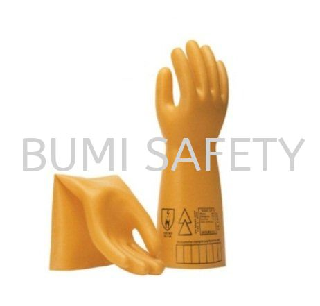 Insulation Arc Glove Electrical  Hand Protection Selangor, Kuala Lumpur (KL), Puchong, Malaysia Supplier, Suppliers, Supply, Supplies | Bumi Nilam Safety Sdn Bhd