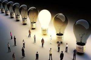 4 STEPS TO STANDOUT FROM MARKET