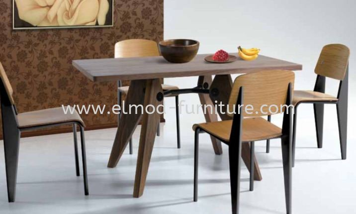 RT75A Dining Table Table Selangor, Kuala Lumpur (KL), Puchong, Malaysia Supplier, Suppliers, Supply, Supplies   Elmod Online Sdn Bhd