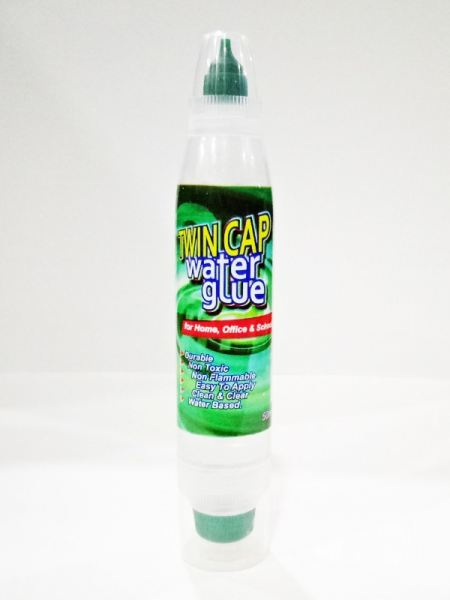 CHUNBE TWIN CAP WATER GLUE CHUNBE  GLUE Melaka, Malaysia Supplier, Suppliers, Supply, Supplies   Double A One Stop Station Sdn Bhd