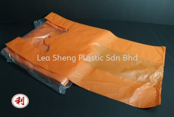 "S.Orange Thick (9.25""+6¡°x17¡±x0.026mm) Small Size HDPE Plastic Bag Johor Bahru (JB), Malaysia, Skudai Manufacturer, Supplier, Wholesaler, Supply 