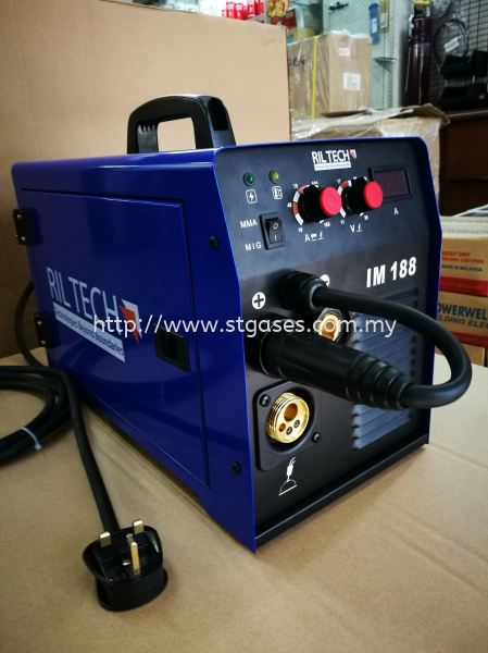 MIG  IM 188 Inverter MIG / MAG Welding  Machines Kuala Lumpur (KL), Malaysia, Selangor Supplier, Suppliers, Supply, Supplies | ST Gases Trading Sdn Bhd