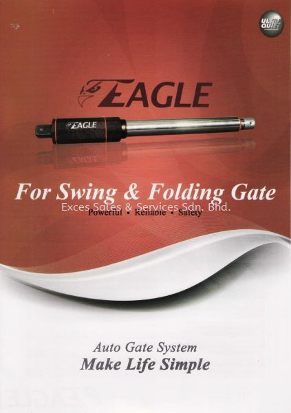 Eagle Swing / Folding Arm Export Items Perak, Ipoh, Malaysia Installation, Supplier, Supply, Supplies | Exces Sales & Services Sdn Bhd
