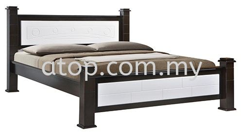 Atop ATN 3513WHW Queen Size Bed Frame New Product Queen Size Bed Frame (5ft) Malaysia, Selangor, Kuala Lumpur (KL), Rawang Manufacturer, Maker, Supplier, Supply | Atop Trading Sdn Bhd