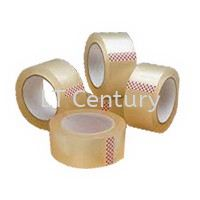 OPP Packaging Tape OPP Packaging Tape SINGLE SIDED TAPE Selangor, Malaysia, Kuala Lumpur (KL), Puchong Supplier, Suppliers, Supply, Supplies | LT Century Products Marketing