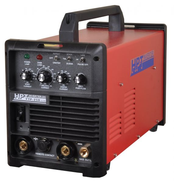 TP-250 HPT Inverter Tig Welding Machine Welding and Cutting Equipment Penang, Malaysia, Butterworth Supplier, Distributor, Supply, Supplies | Weld Power Technology & Machinery Sdn Bhd