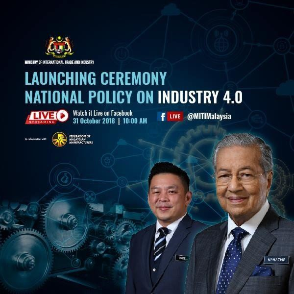 PM unveils four-pronged strategy to boost manufacturing M'sia News Malaysia News | SilkRoad Media