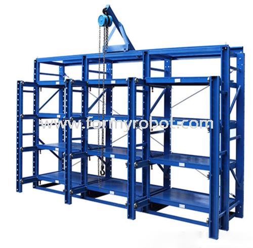 3 Poles Heavy Duty Industry Mold Rack Industry Mould Storage Rack Selangor, Malaysia, Kuala Lumpur (KL), Puchong Supplier, Suppliers, Supply, Supplies | MAXYNE Automation Sdn Bhd
