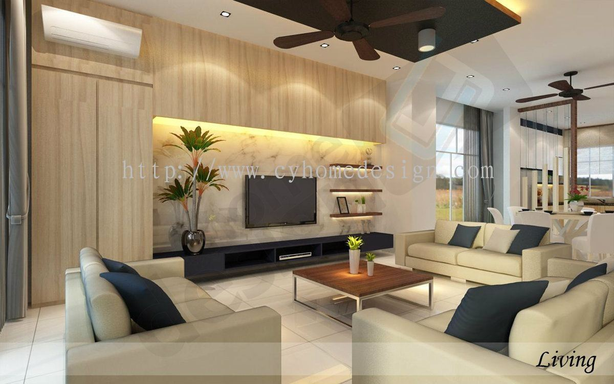 3D 客厅设计图 客厅 3D设计图    | HomeBagus - Home and Deco ONLINE EXPO!