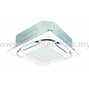 FCF140C / RZF140CV (6.0HP R32 Inverter - Panel Fresh White) Ceiling Cassette Series Daikin Air Cond Johor Bahru JB Malaysia Supply, Installation, Repair, Maintenance | Double K Air Conditioning & Engineering Sdn Bhd