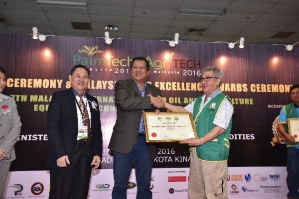 李天福 第2届 - 农师傅认证 农师傅认证 马来西亚,柔佛,新山 奖项 | Persatuan Perlindungan Dan Pembangunan Pertanian Malaysia