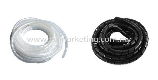 SPIRAL WRAPPING BAND (DIMENSION) CABLES Malaysia, Selangor, Kuala Lumpur (KL), Seri Kembangan Supplier, Suppliers, Supply, Supplies | TST Electrical Marketing