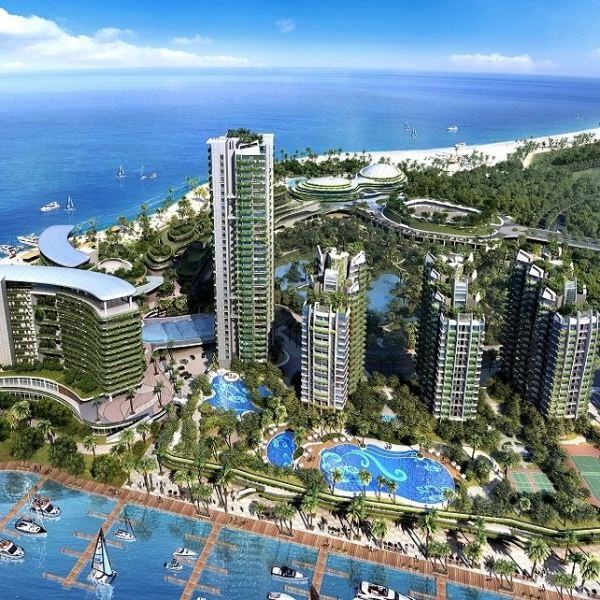 Govt can¡¯t stop foreign ownership in Forest City M'sia News Malaysia News | SilkRoad Media