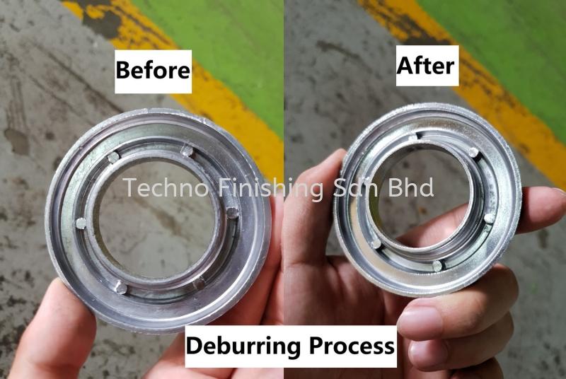 Deburring Process Jobbing Malaysia, Selangor, Kuala Lumpur (KL), Telok Panglima Garang Supplier, Suppliers, Supply, Supplies   Techno Finishing Sdn Bhd