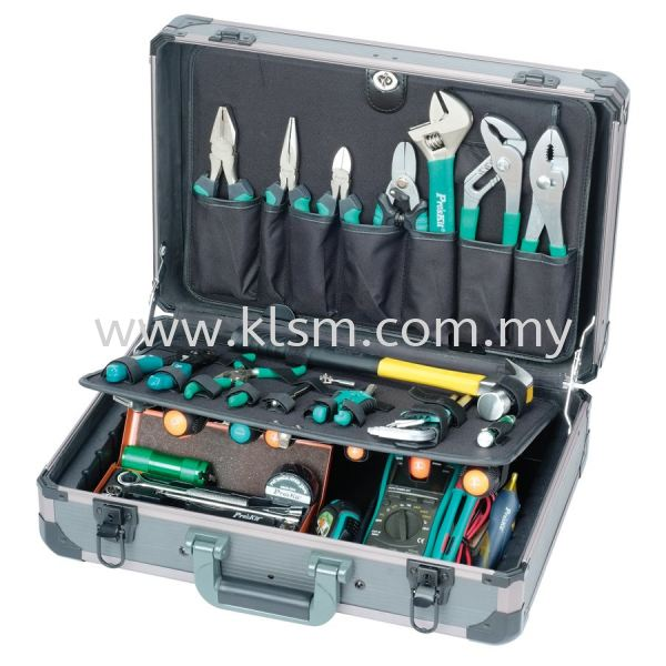PRO'SKIT PK-4043 PROFESSIONAL TOOLSET FOR ELECTROTECHNICIANS PRO'SKIT Electrical & Electronics Johor, Malaysia, Muar Supplier, Suppliers, Supply, Supplies | KLS Machinery & Engineering Sdn Bhd