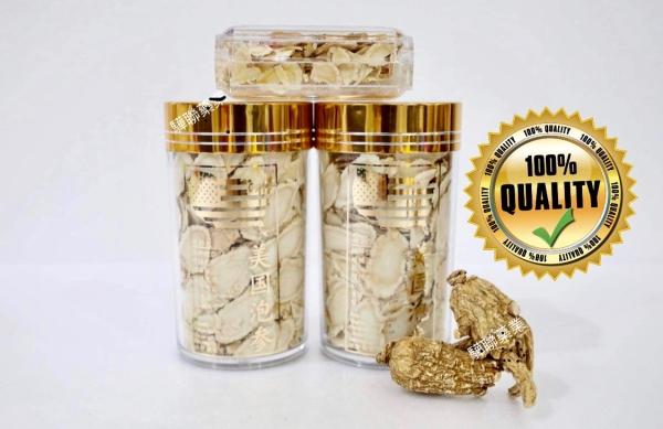 美国大原尾泡参 150g X 2 Bottle (赠送 37.5g 1 Box) American Ginseng 泡参 Penang, Malaysia, Bayan Lepas Supplier, Wholesaler, Supply, Supplies | Hwa Lean Chinese Herb Trading