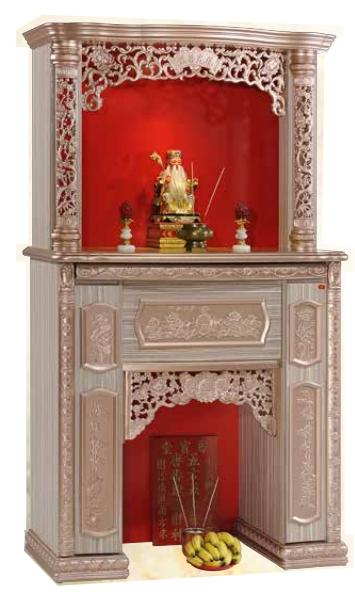 SM 9359 Altar Design Malaysia, Johor, Batu Pahat Manufacturer, Supplier, Supply, Supplies   Bright Furniture Sdn Bhd