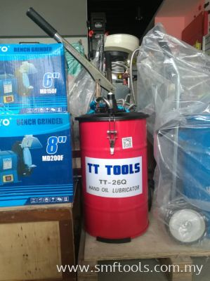 SMFTOOLS Hand Operate Oil Pump GT-26Q