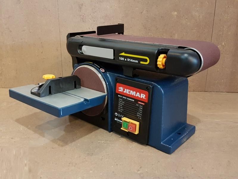 Jemar JBDS-460 Heavy Duty Belt Disc Sander ID30725 Woodworking Machine Seri Kembangan, Selangor, Kuala Lumpur (KL), Kajang, Malaysia Supply Supplier Suppliers | Knight Auto Sdn Bhd