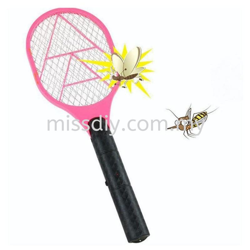 0407,swatter, eletronic fly swatter