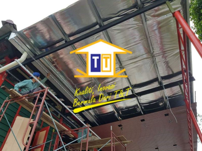 Metal Roofing Melaka, Malaysia, Merlimau Supplier, Suppliers, Supply, Supplies | T&T Hardware Marketing