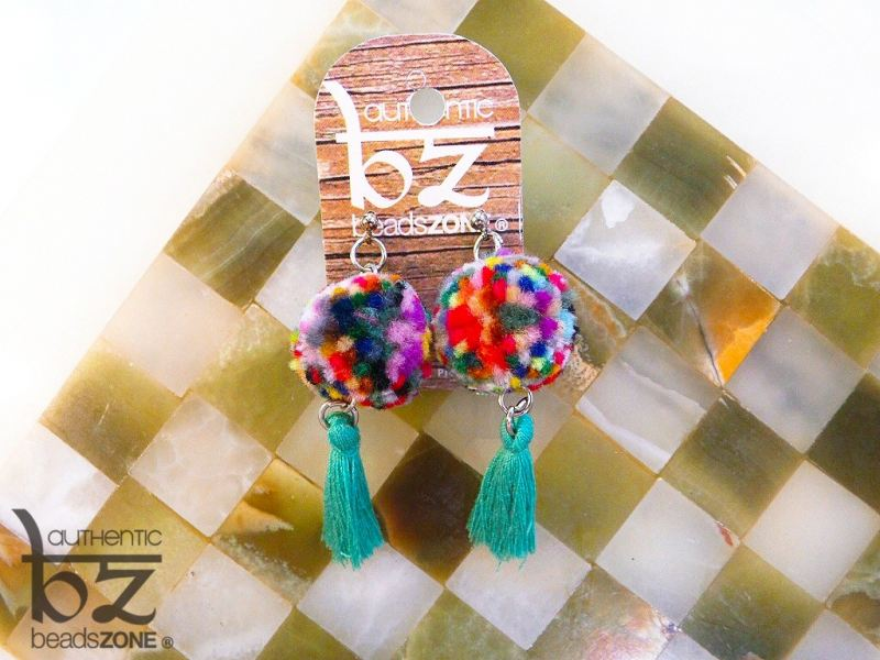 ER79-681 F Earring Penang, Georgetown, Malaysia. Manufacturer, Supplier, Supply, Supplies | Guo Qiang Sdn Bhd (beadsZONE)