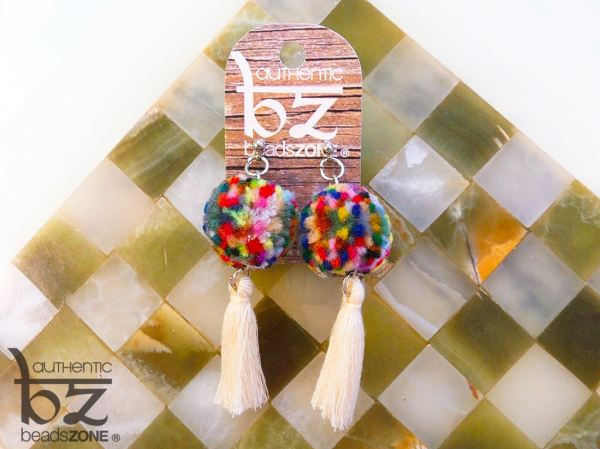 ER79-681 G Earring Penang, Georgetown, Malaysia. Manufacturer, Supplier, Supply, Supplies | Guo Qiang Sdn Bhd (beadsZONE)