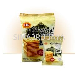 Original Crackers 130g Crackers 130g LEE BISCUITS BISCUITS Malaysia, Selangor, Kuala Lumpur (KL), Klang Supplier, Suppliers, Supply, Supplies | Simabru Jaya Sdn Bhd
