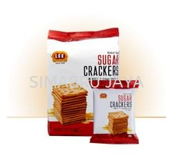Sugar Crackers 130g Crackers 130g LEE BISCUITS BISCUITS Malaysia, Selangor, Kuala Lumpur (KL), Klang Supplier, Suppliers, Supply, Supplies | Simabru Jaya Sdn Bhd