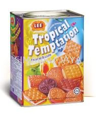 Tropical Temptation Assorted (Tin) LEE BISCUITS BISCUITS Malaysia, Selangor, Kuala Lumpur (KL), Klang Supplier, Suppliers, Supply, Supplies | Simabru Jaya Sdn Bhd