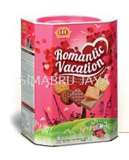 Romantic Vacation Assorted (Tin) LEE BISCUITS BISCUITS Malaysia, Selangor, Kuala Lumpur (KL), Klang Supplier, Suppliers, Supply, Supplies | Simabru Jaya Sdn Bhd