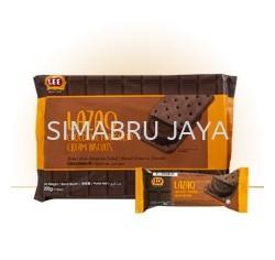 Lazaq Chocolate Flavoured Cream Lazaq LEE BISCUITS BISCUITS Malaysia, Selangor, Kuala Lumpur (KL), Klang Supplier, Suppliers, Supply, Supplies | Simabru Jaya Sdn Bhd