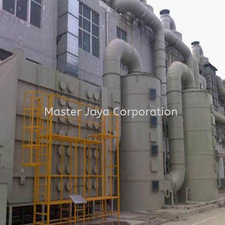 Vertical Packed Tower Scrubbers Gas, Mist, Odour & VOC Purification System Air Pollution Control System Malaysia, Kuala Lumpur (KL), Selangor, Negeri Sembilan (NS), Seri Kembangan, Nilai Supplier, Suppliers, Supply, Supplies | MASTER JAYA ENVIRONMENT SDN BHD