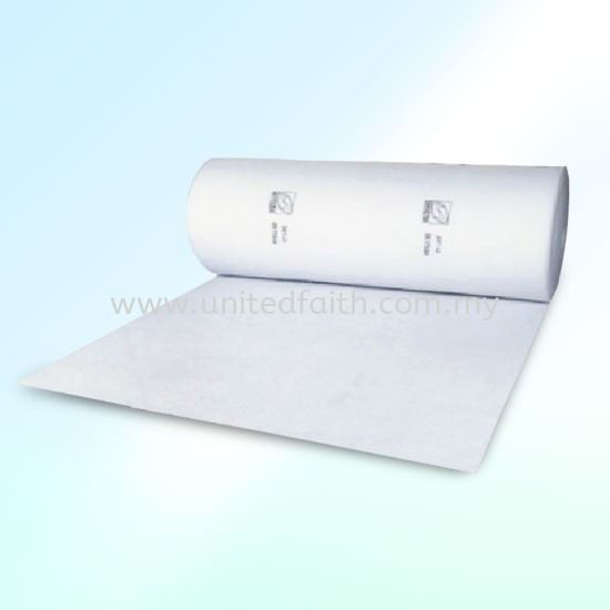 CEILING FILTER FOR SPRAY BOOTH Filter for Manufacturing Processes Filter Selangor, Puchong, Malaysia, Singapore, Kuala Lumpur (KL) Supplier, Suppliers, Supply, Supplies | United Faith Sdn Bhd