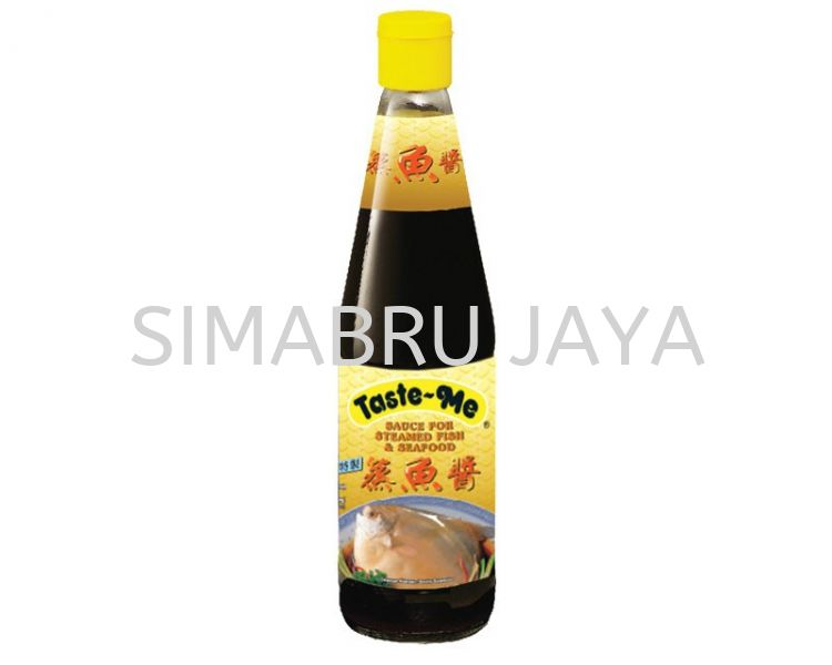 Taste-Me Sauce for Steamed Fish & Seafood Others Sauce SIN TAI HING SAUCE Malaysia, Selangor, Kuala Lumpur (KL), Klang Supplier, Suppliers, Supply, Supplies | Simabru Jaya Sdn Bhd
