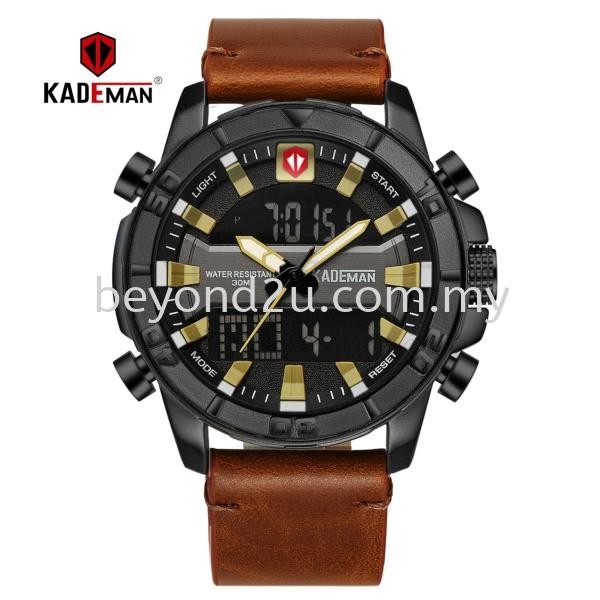 KD683 KADEMAN Malaysia, Kuala Lumpur (KL), Selangor Watches, Distributor, Supplier, Supply | Beyond Gallery