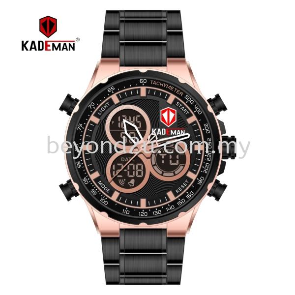 KD6169 KADEMAN Malaysia, Kuala Lumpur (KL), Selangor Watches, Distributor, Supplier, Supply | Beyond Gallery